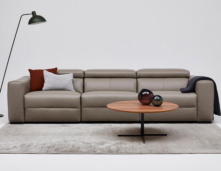 Balance Long Sofa Natuzzi ITalia