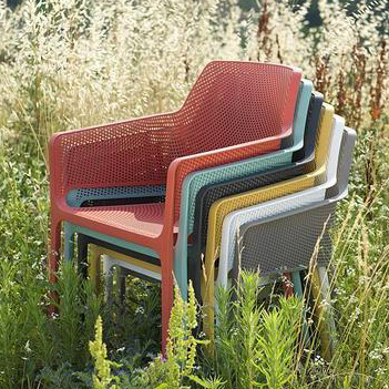 Nardi Net Relax Stackable Chairs