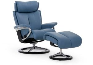 Magic Recliner in Sparrow Blue
